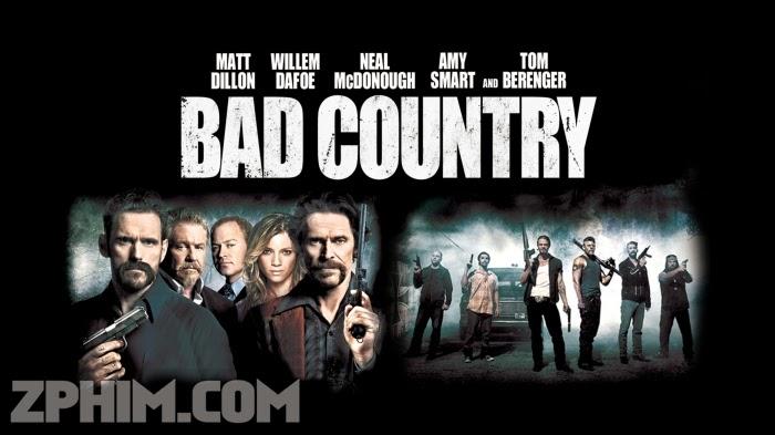 Ảnh trong phim Vùng Đất Xấu Xa - Bad Country 1