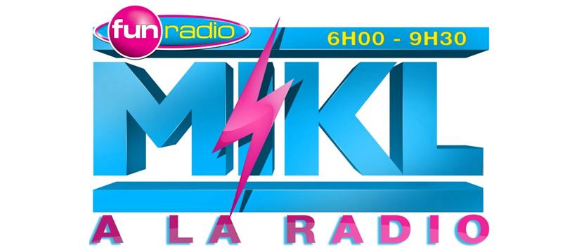 Mikl à la radio