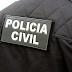 Em Ingá (PB): Polícia Civil prende suspeito de abusar de uma menina de sete anos de idade