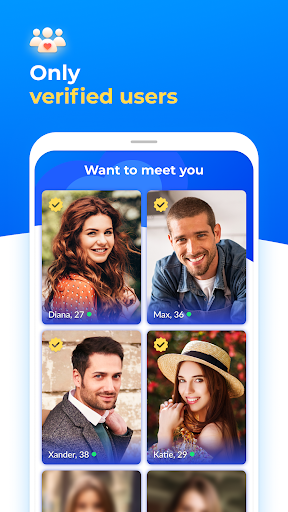 Dating and chat - iHappy 1.0.32 screenshots 4