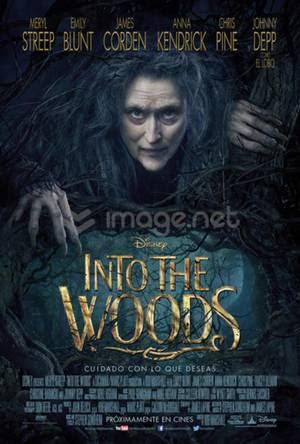 Cartel promocional de Into the Woods (@image.net)