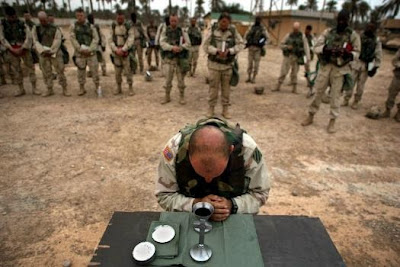 US military chaplains concerned about freedom of religion
