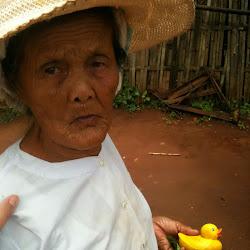Monsoon visit to the Koung Jor Shan Refugee Camp - July 2013