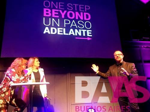baas édition de platine Dr. Sylvie POIGNONEC Dr. Sergio Escobar Buenos Aires Argentine 19 mai 2016