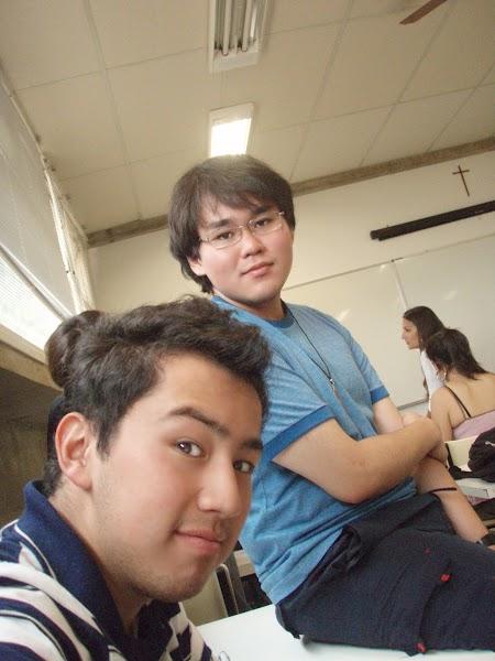 Tommy e eu