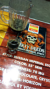 Dirty Deeds Russian Imperial Stout