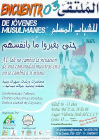 Jóvenes Musulmanes. Centro Cultural Islámico de Valencia