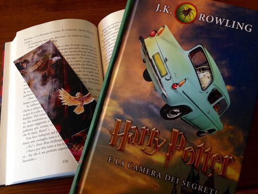 Harry Potter Camera Segreti Illustrato : Harry potter e la camera dei segreti illustrato usato prima