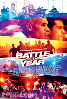 Đấu Trường Breakdance - Battle of the Year (2013) Poster