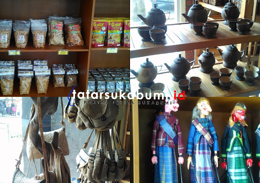 Tujuan Wisata Kuliner dan Belanja Emak Emak di Dekranasda Cisaat Sukabumi