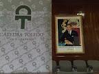 Cartel Cátedra Toledo
