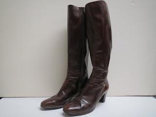 Salvatore Ferragamo Calf Boots