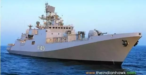 Russia Offers India to Modernize Talwar-Class Guided Missile Frigates