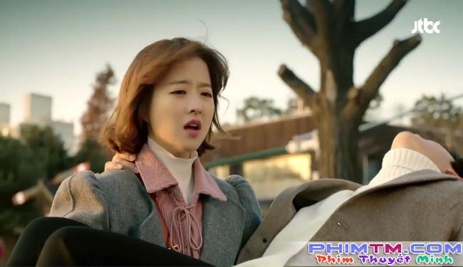 """""""Do Bong Soon"""": Park Bo Young nổi điên vì Park Hyung Sik… bóp mông Ji Soo - Ảnh 7."""