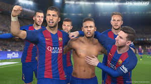 PES 2017 PPSSPP ISO