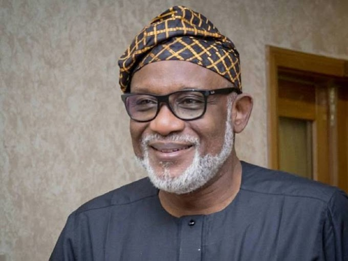 No School, Hospital Admission For Any Child Without Birth Certificate In Ondo – Gov Akeredolu