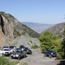 Providence Canyon, Logan, Utah 2003