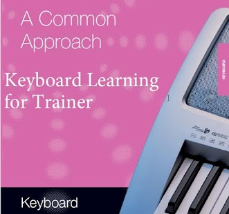 Keyboard Learning for Trainer screenshot