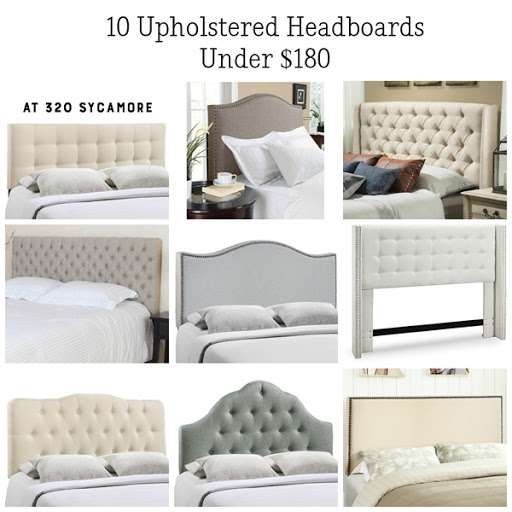Captivating 10 Upholstered Headboards