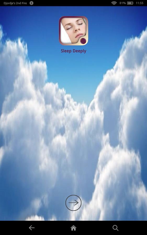 Sleep Deeply- screenshot