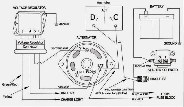 painless starter wiring diagram
