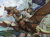 Lord Riding The Dragon