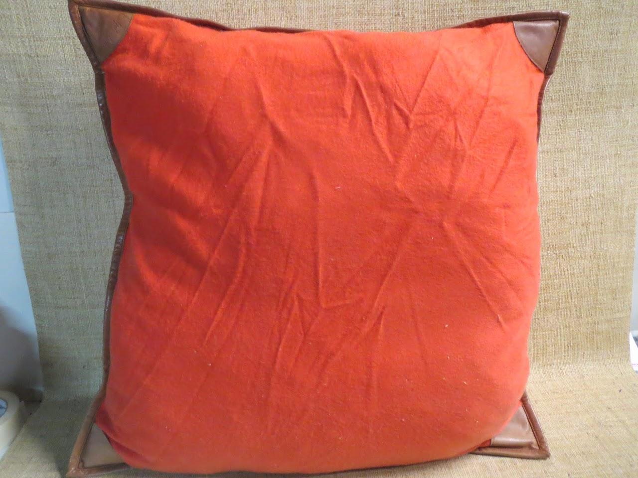 Ralph Lauren Cashmere Pillow Case
