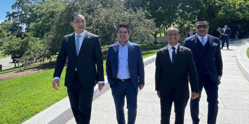 PPP: Dua Menteri Ke Amerika Serikat Atas Perintah Presiden Jokowi