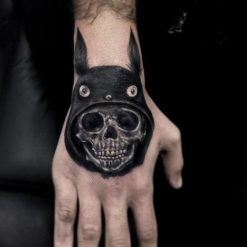 esta_brilhante_coelho_tatuagem_de_caveira