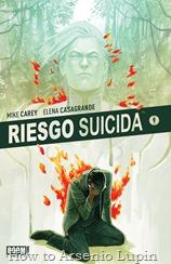 Actualización 13/05/2017: Se agrega Suicide Risk #09 traducido y maquetado por fask para la mansión del CRG.