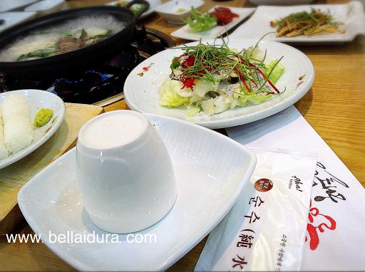 makanan terbaik di korea