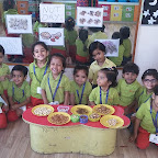 Nut Day - Introduction of Letter N (Nursery) 20.10.2016