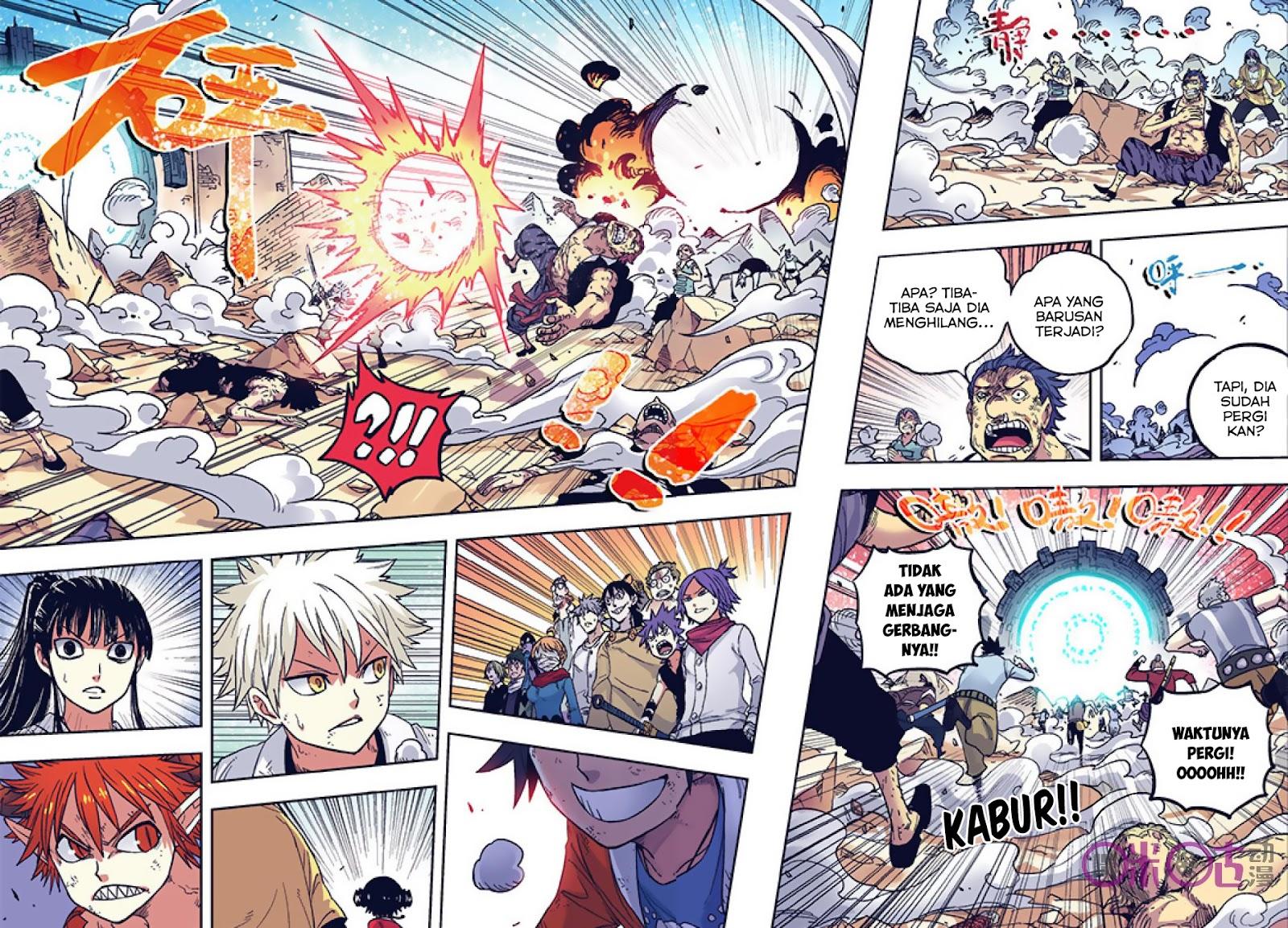 Baca Manga Zui Wu Dao Chapter 47 Komik Station