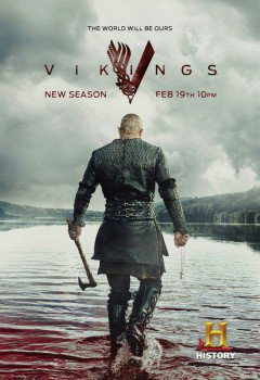 Huyền Thoại Vikings - Vikings (Season 4) (2016)