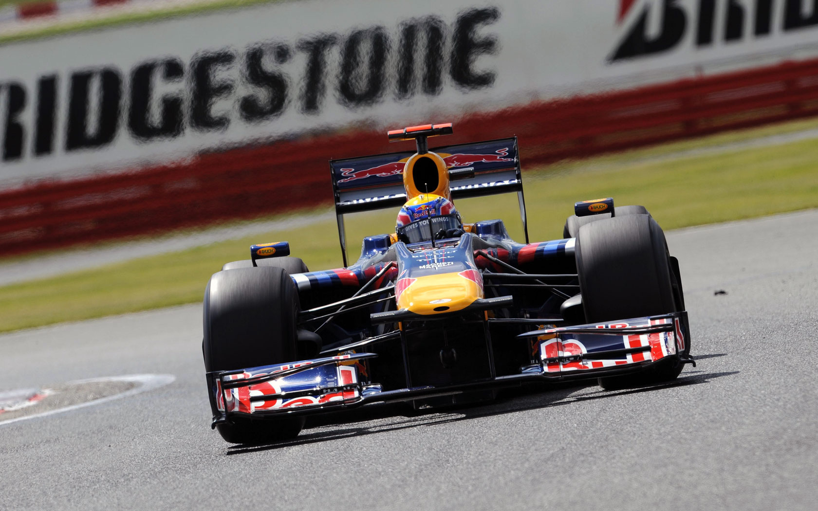 HD Wallpapers 2009 Formula 1 Grand Prix of Great Britain ...