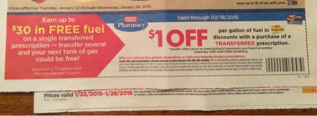 Prescription transfer coupon 2018 target