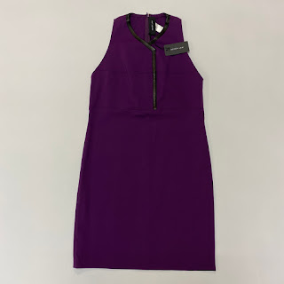 Derek Lam Purple Dress