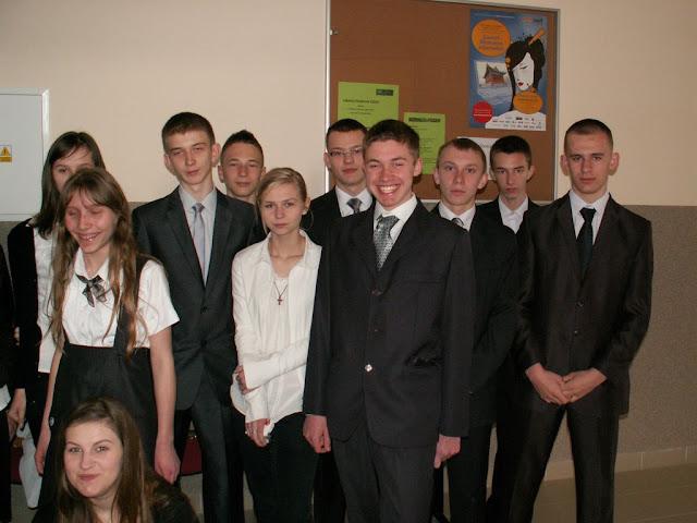Pierwszy egzamin gimnazjalny w ZS nr 2 w Dukli 2011 - PICT1317_1.JPG