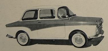 Goggomobil 1960 Isar 700