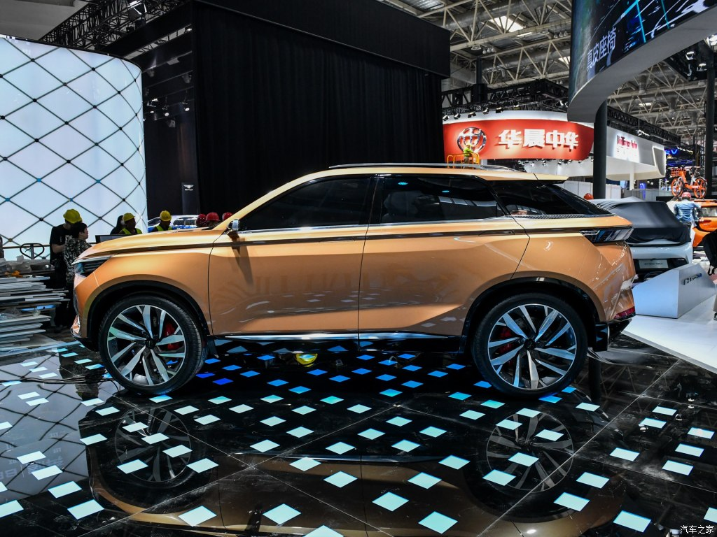 J And M Auto >> FAW - Besturn T77 Concept