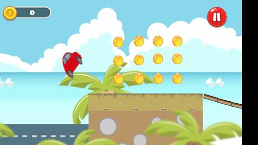 Car Jump- Run screenshot 1