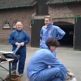 Besuch umstrittene Schweinemasterweiterung in Mülheim-Ickten am 02.09.15