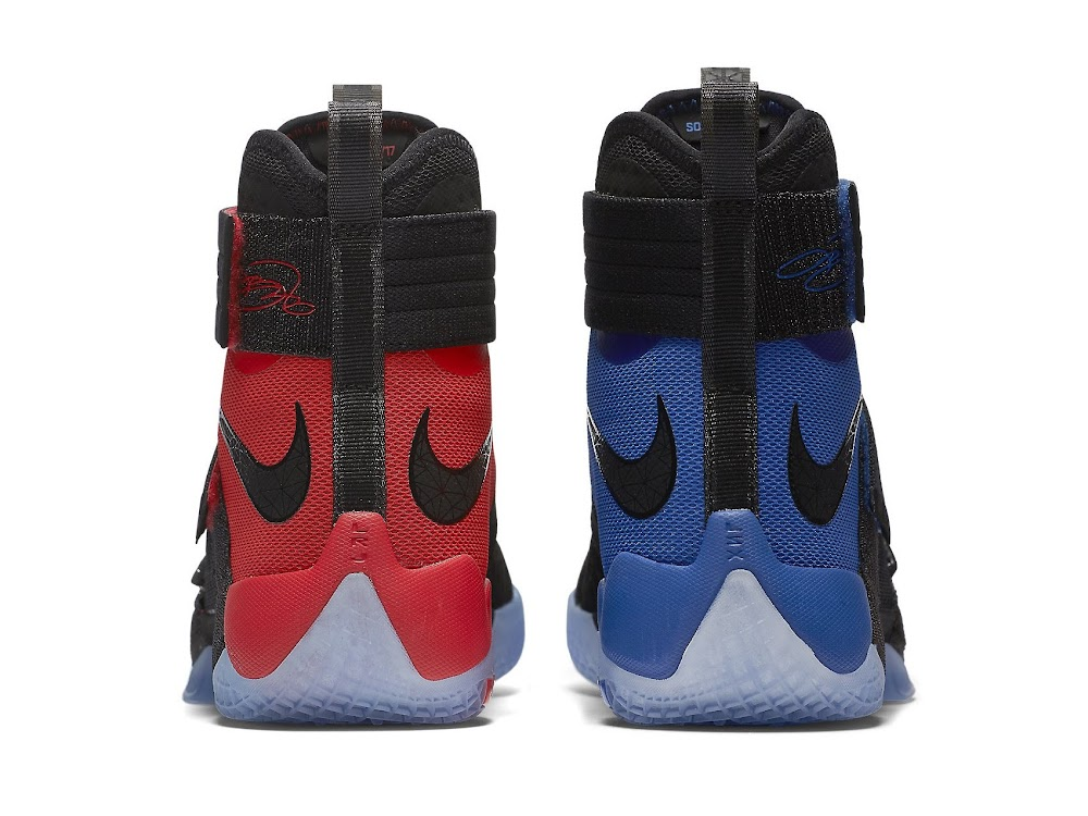 pretty nice f4320 d8a2d New Blue Red Signature Solder 10s Available at Finishline ...