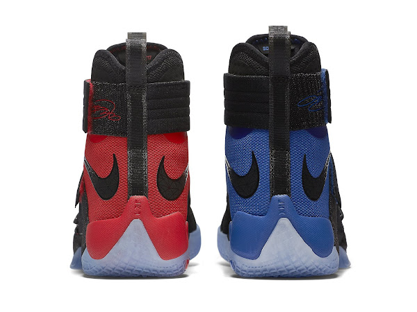 New Blue  Red Signature Solder 10s Available at Finishline