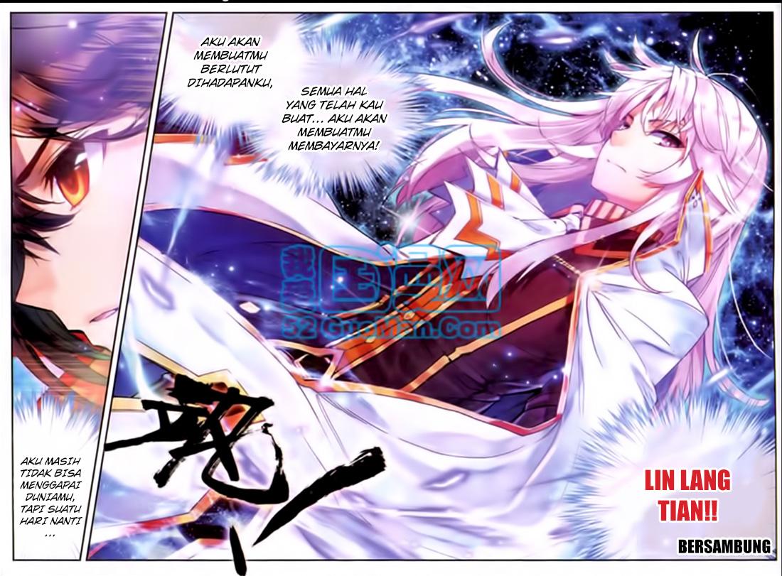 Baca Manga Wu Dong Qian Kun Chapter 11 Komik Station