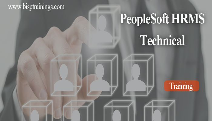 Peoplesoft HRMS Technical training
