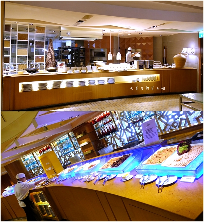 9 香格里拉台南遠東國際飯店醉月軒 cafe 茶軒 餐飲