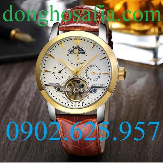 Đồng hồ nam cơ Ao Gefei 002