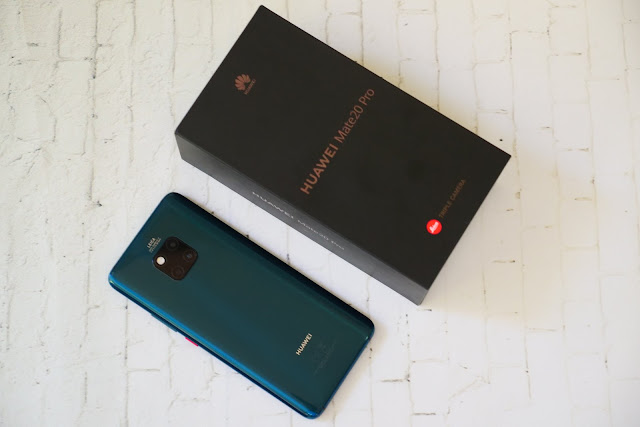 harga Huawei Mate 20 Pro