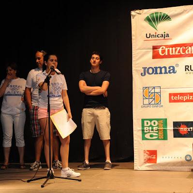 XII Carrera Urbana Villa de Corral - Trofeos